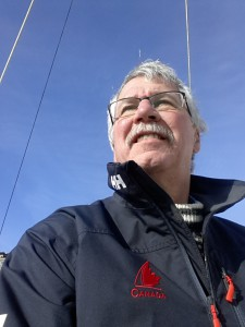 Gord Fulcher, Head Instructor, certified Sail Canada instructor