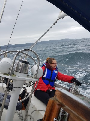Basic Cruising Standard Sailing Course with Starlight Sailing Adventures in Sooke, BC